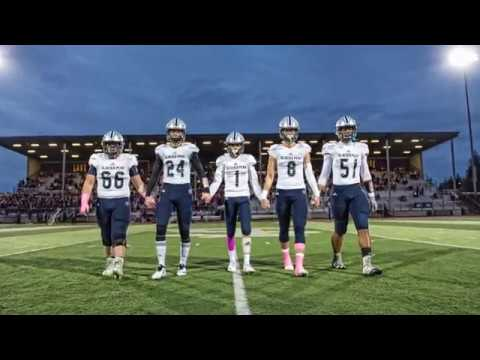 Glacier Peak High School Football 2018 - Highlight Video