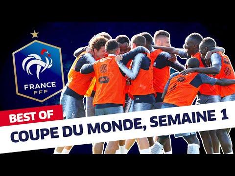 """Équipe de France, le """"Best Of"""" des Bleus (semaine 1), Inside I FFF 2018"""