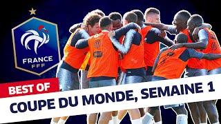 Équipe de France : Best Of des Bleus (semaine 1) I FFF 2018