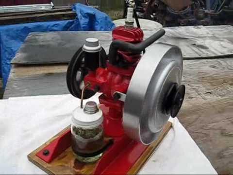 Maytag Engine Model 72 Upright