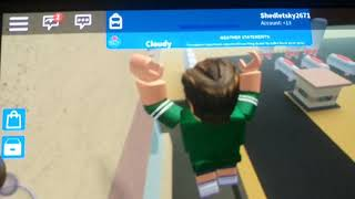 Roblox Into The Storm Part 1