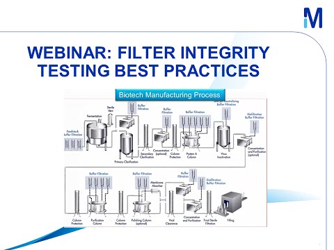 Webinar: Filter Integrity Testing Best Practices