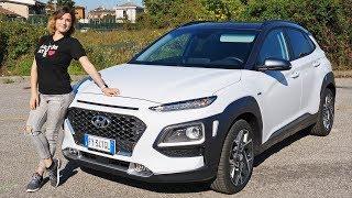 Test Drive Hyundai Kona Full Hybrid 2019: Non Il Solito Giocattolone! | Ita