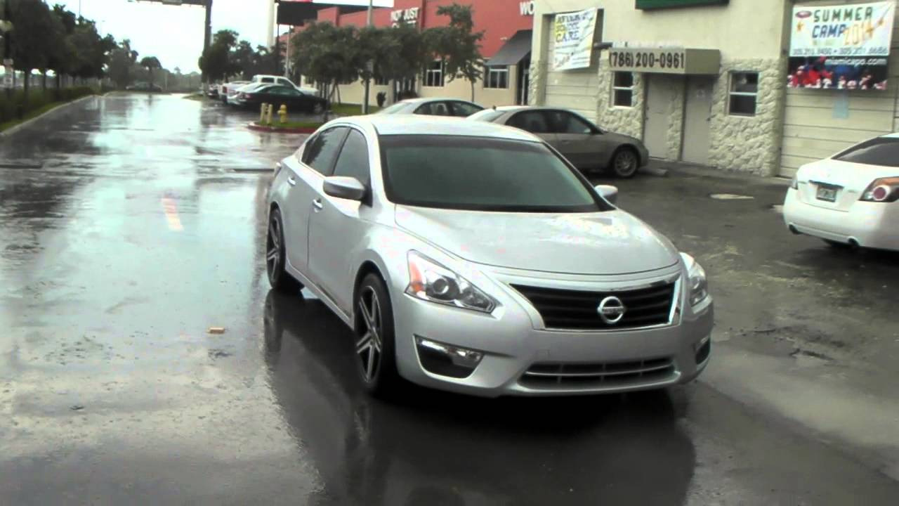 "DUBSandTIRES.com 19"" inch Verde Paralax Black Wheels 2014 Nissan Altima Review Rims Miami - YouTube"