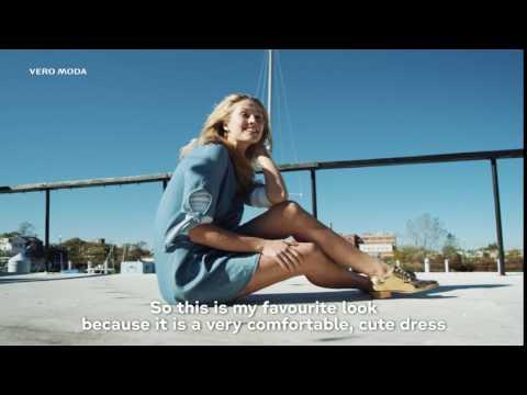 Campaign model Toni Garrn