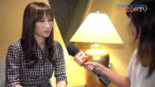 Kate Tsui 徐子珊 - Interview in English and Mandarin