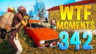 PUBG Daily Funny WTF Moments Highlights Ep 342