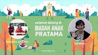 Ibadah Pratama 20 September 2020 | GKJW Rungkut