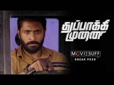 Thuppakki Munai - Moviebuff Sneak Peek | Vikram Prabhu, Hansika Motwani | Dinesh Selvaraj