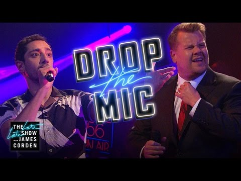 Thumbnail: Drop the Mic w/ Riz Ahmed