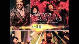 Georgia Mass Choir - Trouble In My Way