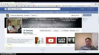 Comment installer un onglet YouTube sur Facebook