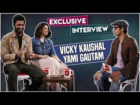 URI Movie Star-cast Vicky Kaushal & Yami Gautam Full Exclusive Interview Mp3
