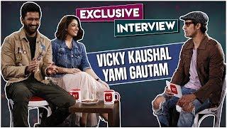 Download song URI Movie Star-cast Vicky Kaushal & Yami Gautam Full Exclusive Interview