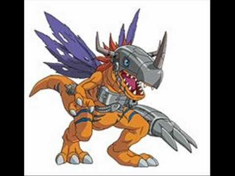 Digimon season 1 evolutions