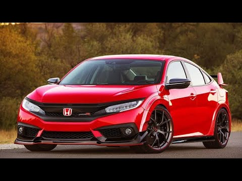 Yeni Honda Civic Type R Paket | Type R Body Kit | İnceleme