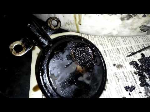 ГТ Опель Астра двигатель Z14XEP проблемма с давлением масла... Ч.1