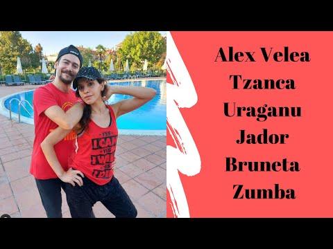 Alex Velea – Tzanca Uraganu – Jador – Bruneta – Zumba – Bellydance
