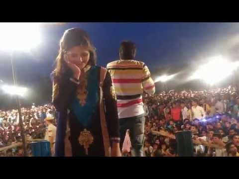 अंजलि राघव Anjali Raghav - Gajender Phogat || in Julana ||