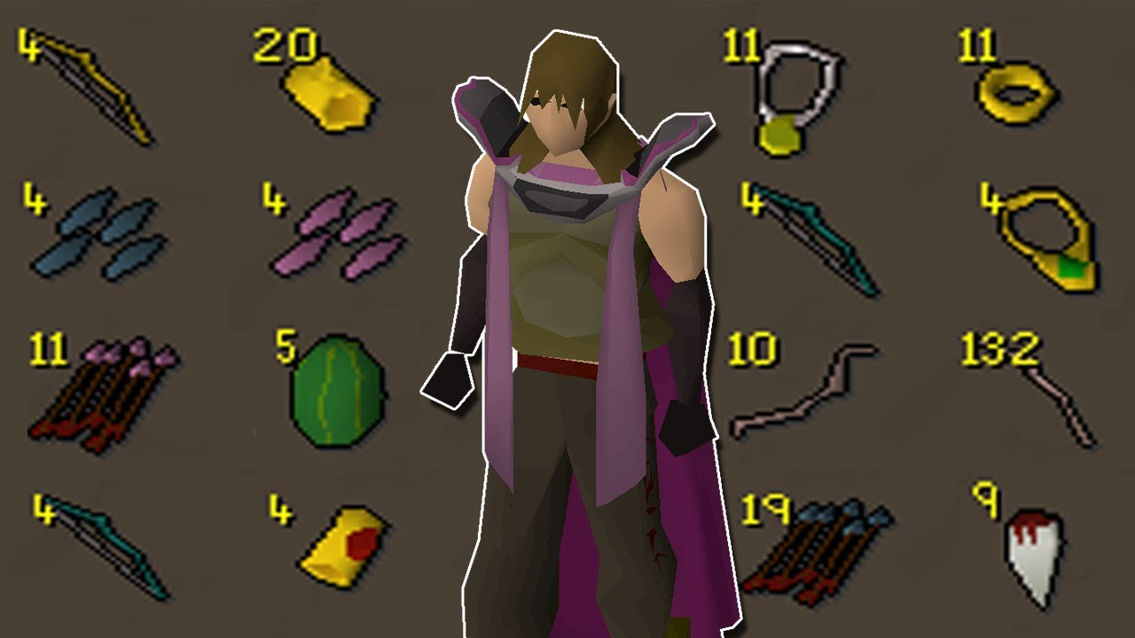 Selling to the Rogues' Den General Store for 1 Hour! [OSRS]