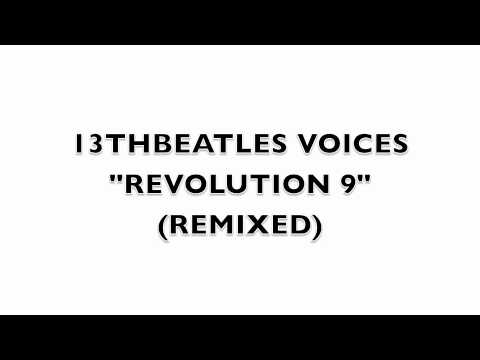 REVOLUTION 9(VOICES ONLY)-BEATLES COVER