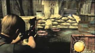 Resident Evil 4 Walkthrough Part 6 - Kill Them All!