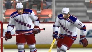 ESPN NHL 2k5 (PLAYSTATION 2) NY Rangers vs Philidelphia