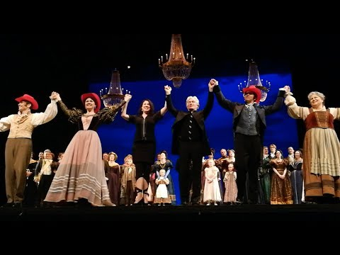 Jonathan Darlington's final curtain call as Music Director of Vancouver Opera