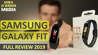 New Galaxy Fit by Samsung 2019 New Galaxy Wearable
