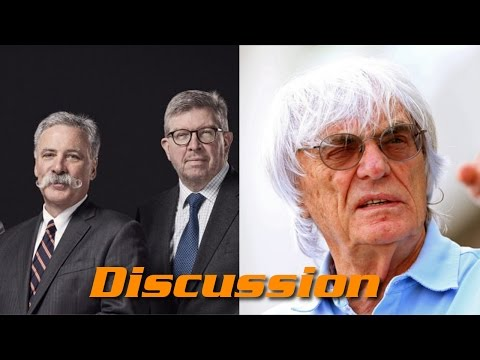 F1: Liberty Media In and Bernie Ecclestone Out - Discussion