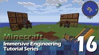 Immersive Engineering Tutorial #16 - Revolver