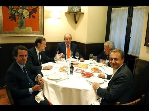 Lucio, tras la cena del Rey y los presidentes: 'El ambiente fue muy distendido'