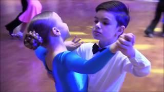Alexandr & Gabriela - ballroom dance competition Tandem 03.2018 (mix)