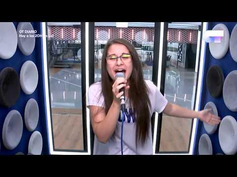 Thalía Prepara El Casting De Maldita Nerea   LOS MEJORES MOMENTOS   OT 2017
