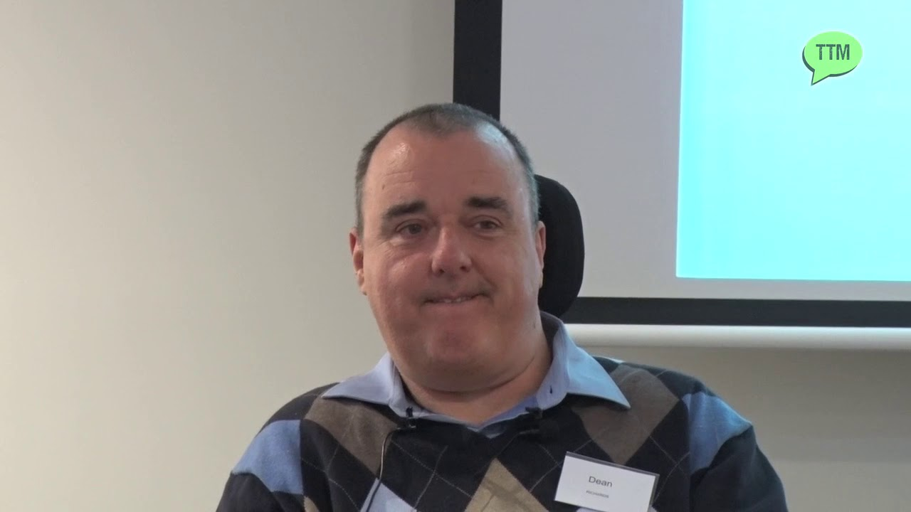 Disability Leadership - Dean Richards