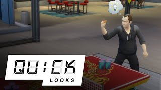 The Sims 4: Discover University: Quick Look (Video Game Video Review)
