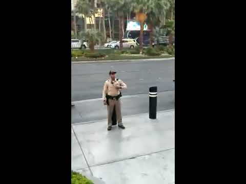 Police brutality at the Las Vegas strip part 3