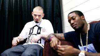 Paul Wall Delivers Meek Mills his Grillz