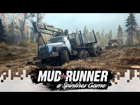TO THE RESCUE! - SPINTIRES: MUDRUNNER (Multiplayer Gameplay) - EP07