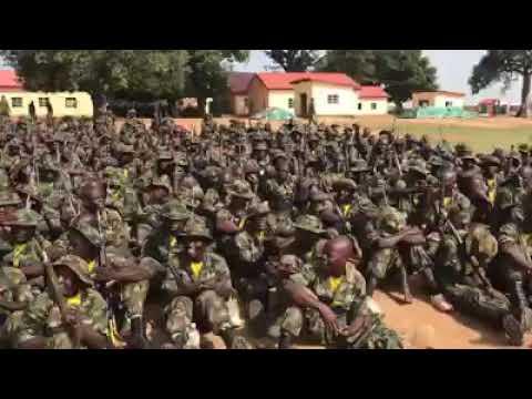 Nigerian army depot
