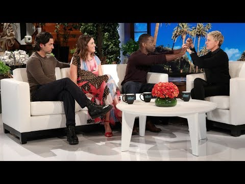 """""""This Is Us"""" Cast Dishes on Meeting Their Big Fan, Oprah!"""