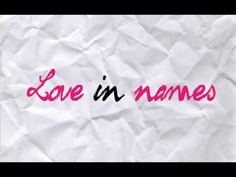 LOVE in names
