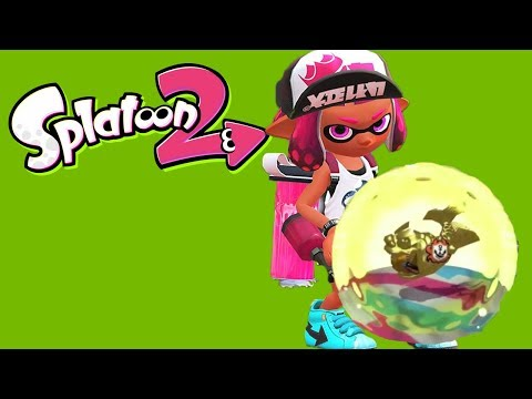 The FASTEST Game of League Ever!!1! (Splatoon 2 Funny Moments)