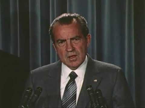 ! Nixon Declares War on Drugs   Public Enemy Number 1