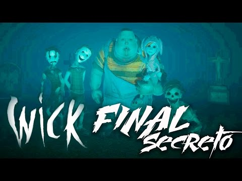 FINAL SECRETO WICK | Gameplay Español