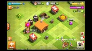 Clash of clans 1 -kb 1 den kb 11e