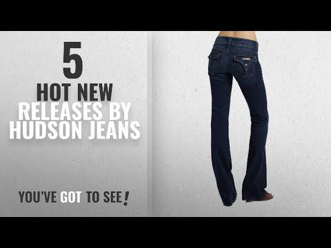 Hot New Hudson Jeans Women Clothing [2018]: Hudson Jeans Signature Bootcut Jeans in Roxy, 28