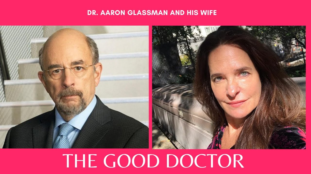 The Good Doctor : Richard Schiff - Dr. Glassman - with his wife