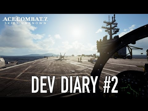 Ace Combat 7: Skies Unknown - PS4/XB1/PC - Dev Diary #2