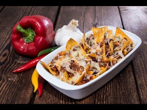Nachos Recipe- The Worlds Best Nachos.